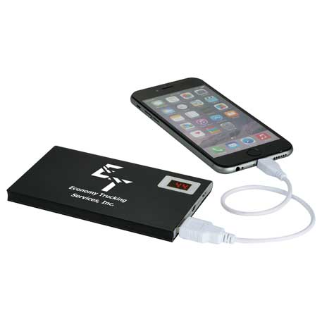 UL Listed Resistor Power Bank with Power Check, 7120-78 - 1 Colour Imprint