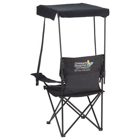 Game Day Premium Canopy Chair, 1070-78 - 1 Colour Imprint