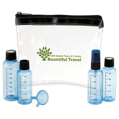 Aero-Safe (Travel Kit), 6640-04, 1 Colour Imprint