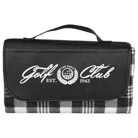 Picnic Blanket with Removable Stakes, 1080-43 - 1 Colour Imprint