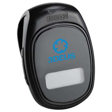 Slazenger Fit Pedometer, 6050-41 - 1 Colour Imprint