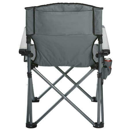 High Sierra(R) Deluxe Camping Chair, 8050-76, 1 Colour Imprint