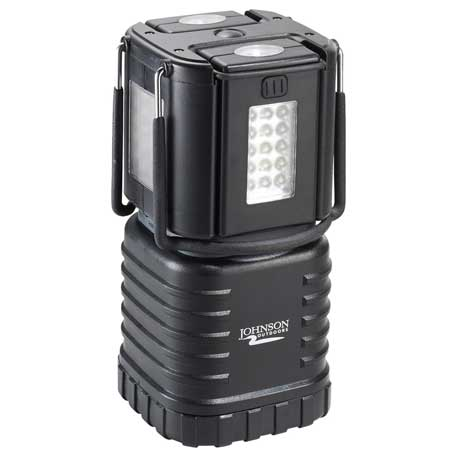 High Sierra 66 LED 3 in 1 Camping Lantern, 8052-43 - 1 Colour Imprint