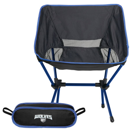 Ultra Portable Compact Chair, 1070-90, 1 Colour Imprint