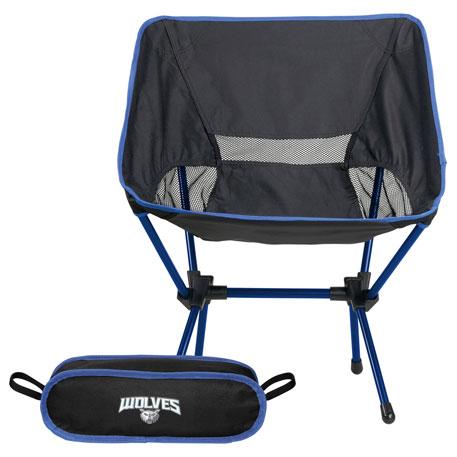 Ultra Portable Compact Chair, 1070-90, Deboss Imprint