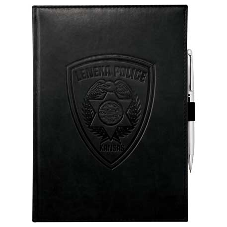 Pedova Large Bound JournalBook, 2700-03, Deboss Imprint