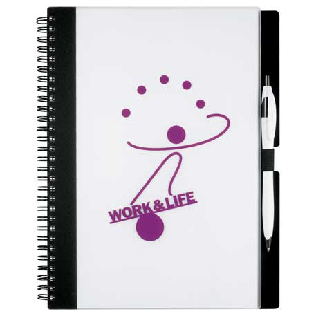 Essence Large JournalBook, 2800-10, 1 Colour Imprint