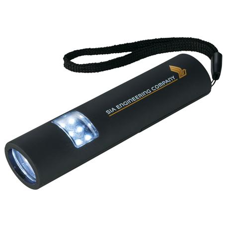Mini Grip Slim and Bright Magnetic LED Flashlight, 1226-14-L, 1 Colour Imprint