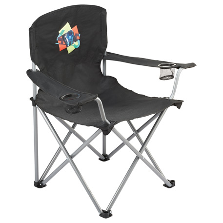 Oversized Folding Chair (500lb Capacity), 1070-79 - 1 Colour Imprint