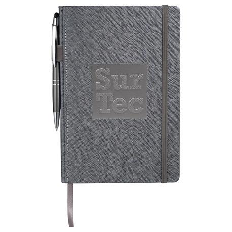 Modena Bound JournalBook Bundle Set, 7200-21 - 1 Colour Imprint