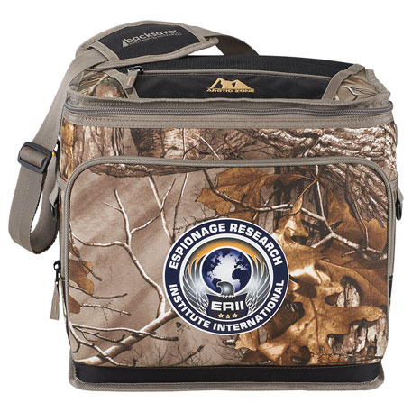 Arctic Zone Realtree Camo 36 Can Cooler, 3860-26 - 1 Colour Imprint