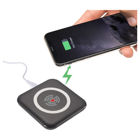 Catena Wireless Charging Phone Stand, 7141-19, 1 Colour Imprint