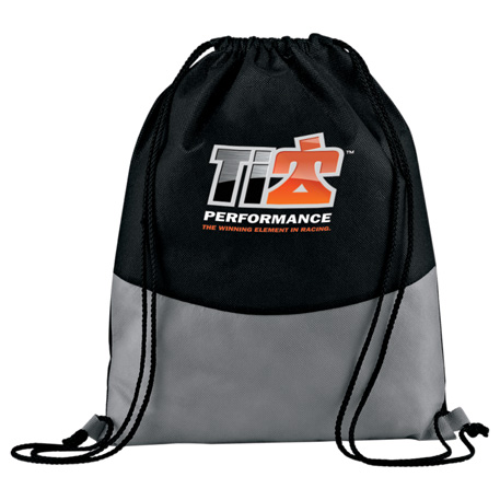 PolyPro Non-Woven Drawstring Sportspack, 2150-98, 1 Colour Imprint