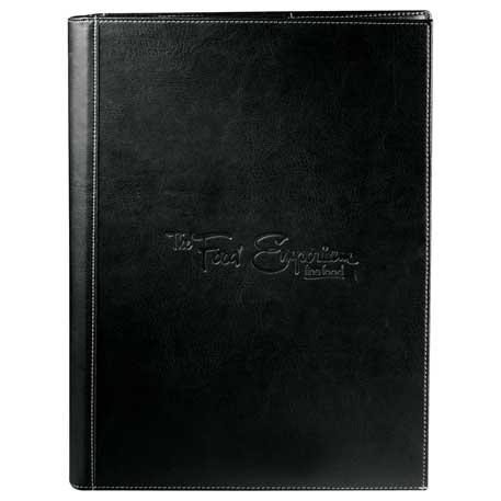 Alicia Klein Deluxe Padfolio, 3000-10, Deboss Imprint