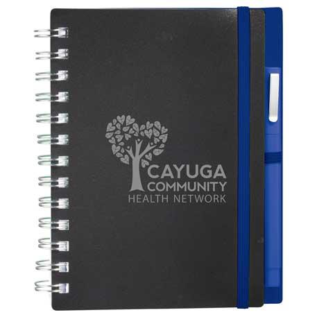 Colour Pop Spiral JournalBook Bundle Set, 7200-14 - 1 Colour Imprint