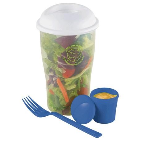 Salad Shaker Set, 1031-90 - 1 Colour Imprint