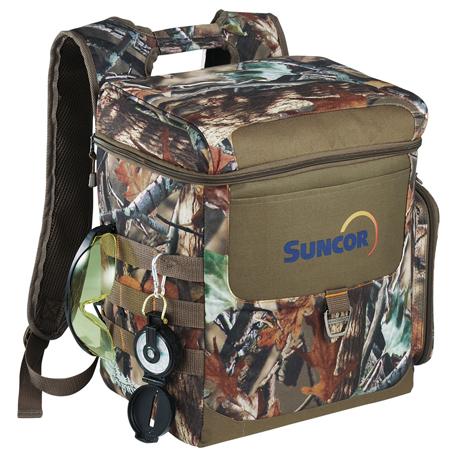 Hunt Valley 24 Can Backpack Cooler, 0045-22 - 1 Colour Imprint