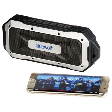 Boulder Waterproof Outdoor Bluetooth Speaker, 7199-85 - 1 Colour Imprint