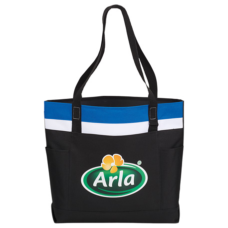 Branded Convention Tote, 2160-72 - 1 Colour Imprint