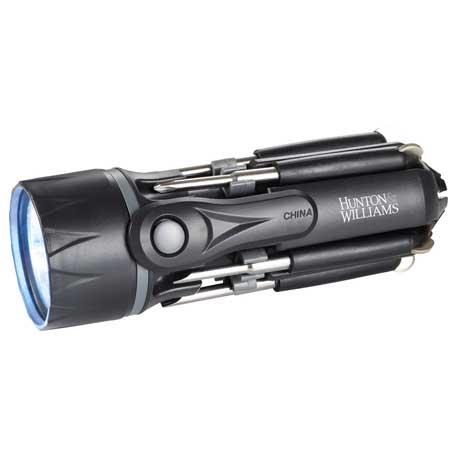 Spidey 8-In-1 Screwdriver Flashlight, 1430-28 - 1 Colour Imprint