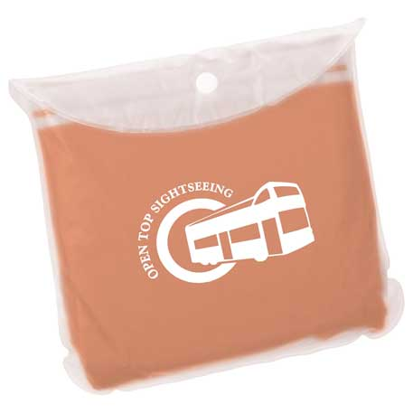 Game Day Poncho, 1070-54 - 1 Colour Imprint