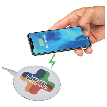 Swift Fast Wireless Charger Kit, 7141-45, 1 Colour Imprint