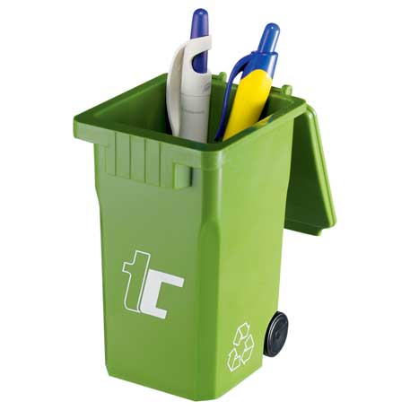 Loop Pen Bin, 1070-21 - 1 Colour Imprint