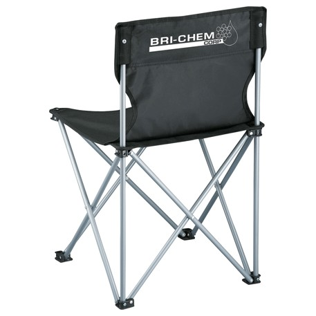 Game Day Sidelines Folding Chair, 1070-30 - 1 Colour Imprint