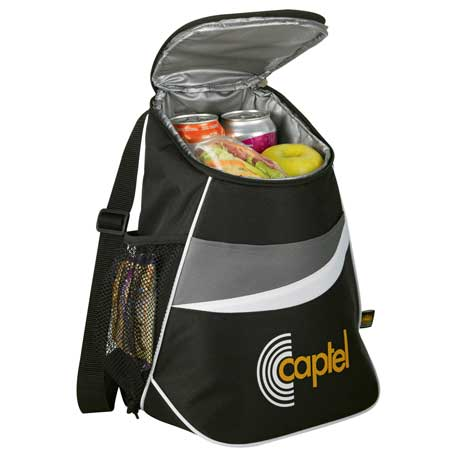 California Innovations 12 Can Cooler Sling, 3850-37 - 1 Colour Imprint