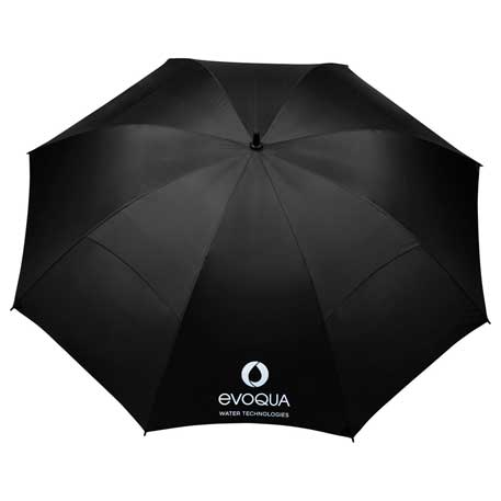 "68"" Slazenger Vented Golf Umbrella, 6050-68 - 1 Colour Imprint"