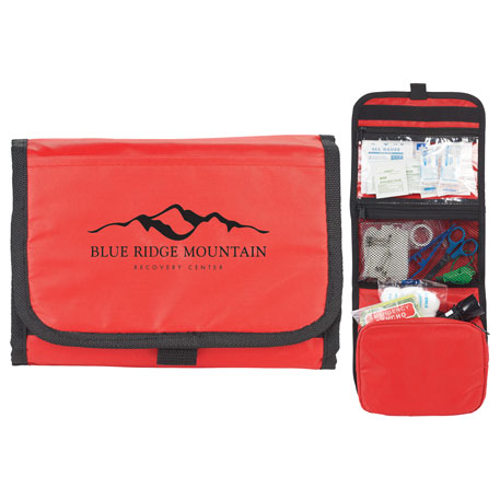 StaySafe Rescue First Aid Kit, 1400-51 - 1 Colour Imprint