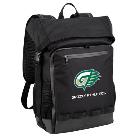 Backpack w/ Integrated Seat, 1070-82 - 1 Colour Imprint