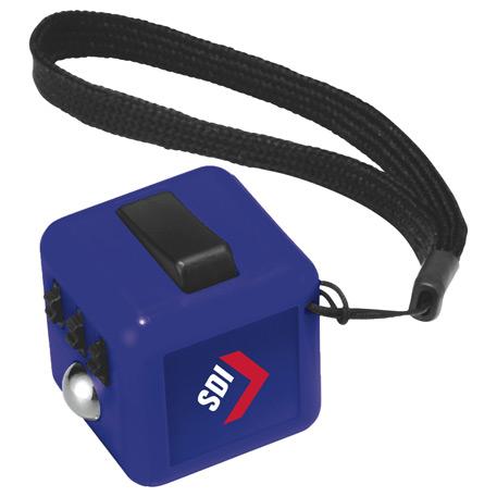 Clicker Cube, 1071-17, 1 Colour Imprint