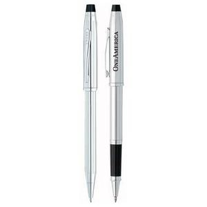 Cross® Century II Lustrous Chrome Pen Set