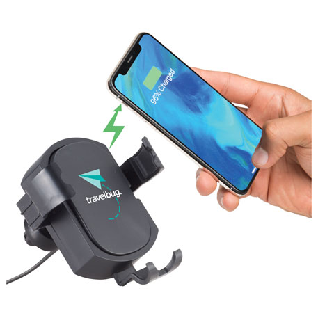 Prim Detachable Wireless Phone Mount, 7141-67, 1 Colour Imprint