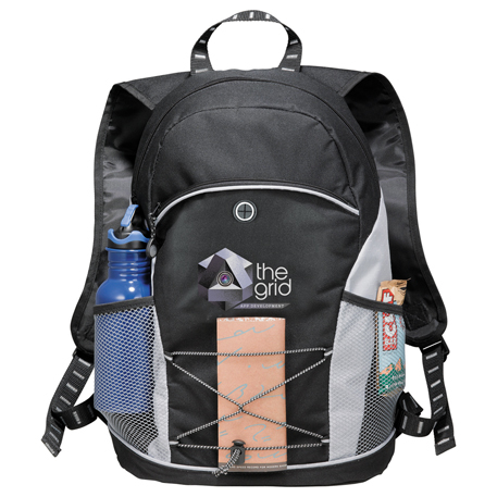 Twister Backpack, 2960-99 - 1 Colour Imprint