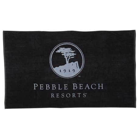 15 lb./doz. Colored Beach Towel, 2090-14, 1 Colour Imprint