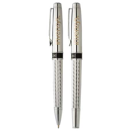 Luxe Renegade Pen Set, 5893-16 - 1 Colour Imprint