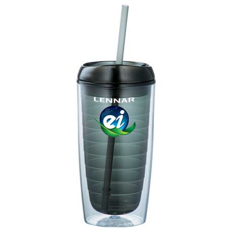 Vortex Tumbler 16oz, 1622-97 - 1 Colour Imprint