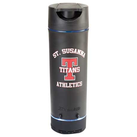 Zoom Audio Flask, 7003-49 - 1 Colour Imprint