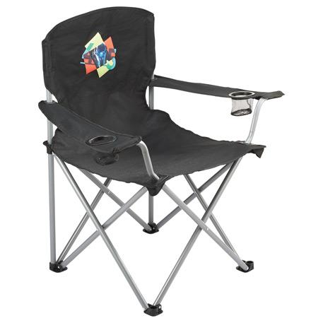 Oversized Folding Chair (500lb Capacity), 1070-79 - 1 Colour Imprint