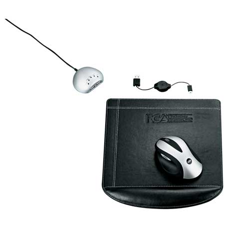 Crossroads Mousepad, 9300-21 - Debossed Imprint