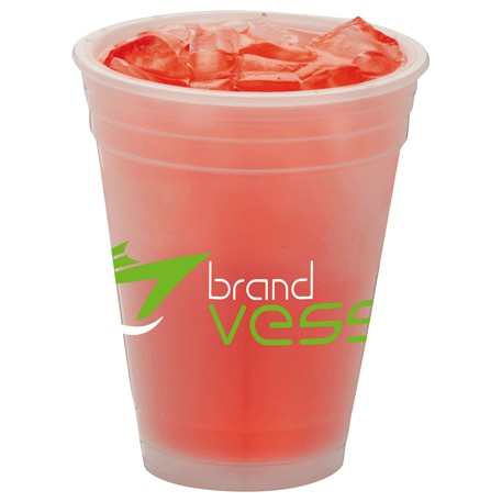 Game Day Event Cup 16oz, 1624-13, 1 Colour Imprint