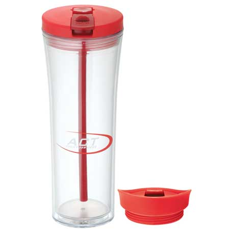 Hot & Cold Tower Tumbler 20oz, 1623-51, 1 Colour Imprint