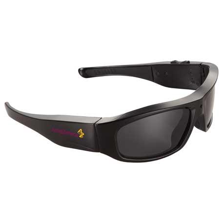HD 720P Camera Sunglasses, 7140-77 - 1 Colour Imprint