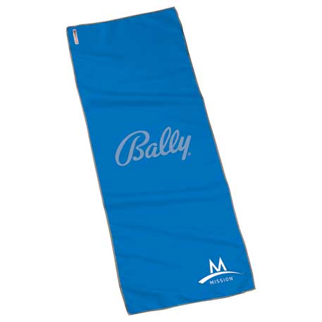 Mission Enduracool Large Cooling Towel, 2090-21, 1 Colour Imprint