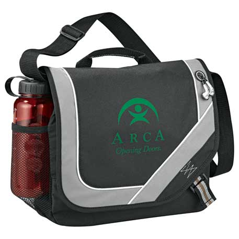 Bolt Urban Messenger Bag, 2950-90 - 1 Colour Imprint