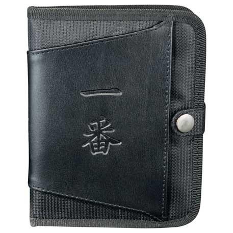 High Sierra RFID Passport Wallet, 8051-79 - Debossed Imprint