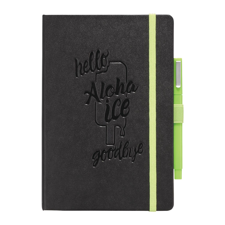 Nova Colour Pop Bound JournalBook, 2800-28 - Debossed Imprint