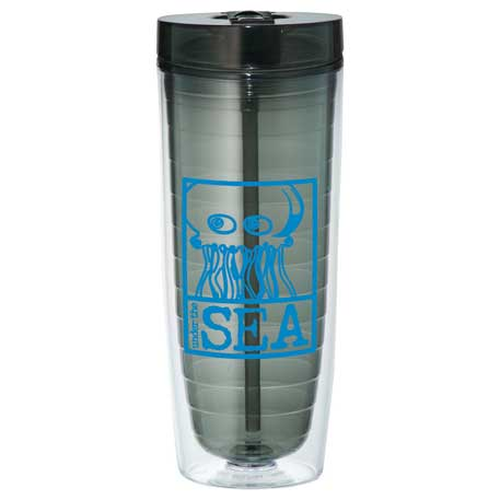 Hot & Cold Flip n Sip Vortex Tumbler 20oz, 1623-57 - 1 Colour Imprint